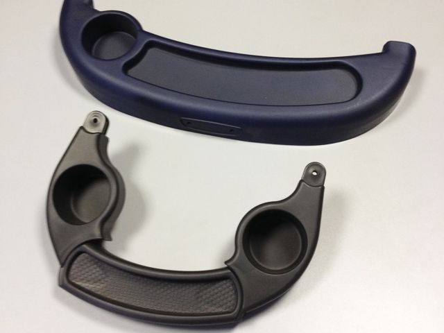 Components for pushchair